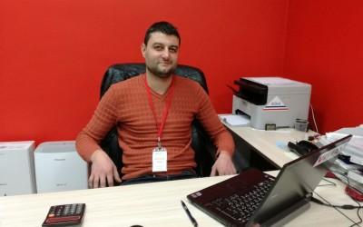 Интервю с мениджър продажби: Александър Йовчев