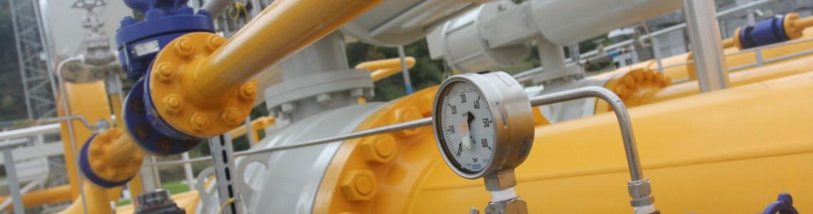 Скок в цената на природния газ