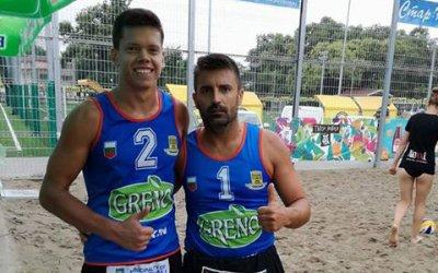 Турнир по плажен волейбол в Пловдив