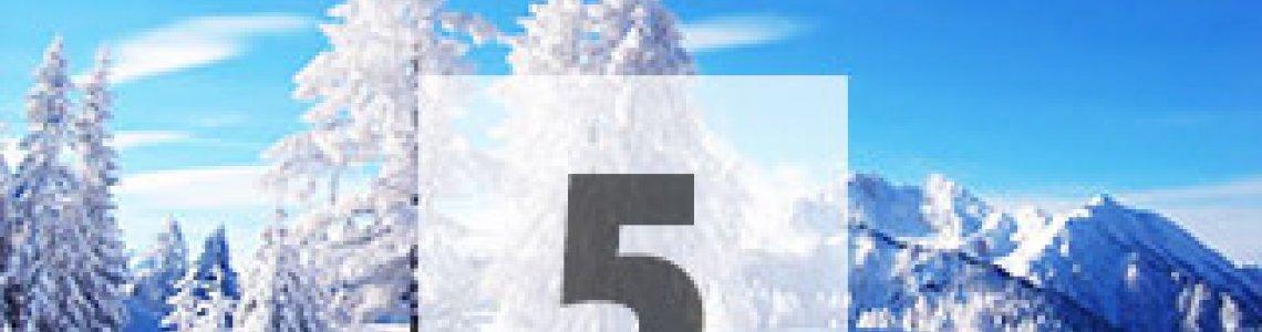 Топ 5 на най-продаваните климатици за месец Февруари