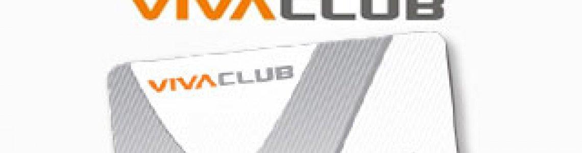 Отстъпки с клубна карта Vivaclub