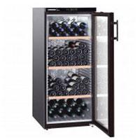 Охладители за вино с една температурна зона