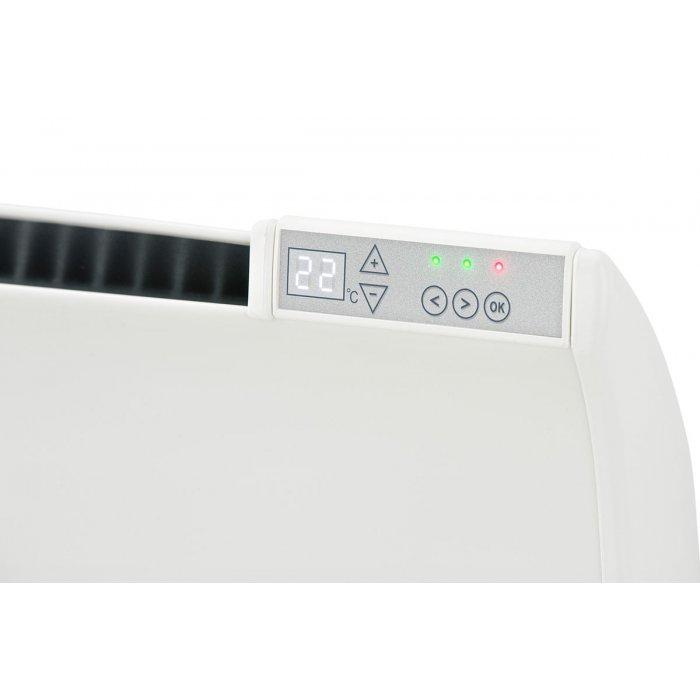 Конвектор ADAX GLAMOX TPA 20 DT, 2000W, Дигитален програмируем термостат