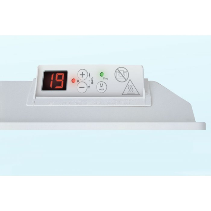 Конвектор Airelec Basic Pro 2000W, Електронен термостат