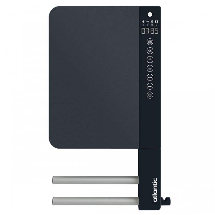 Вентилаторен конвектор за баня Atlantic Telia Black