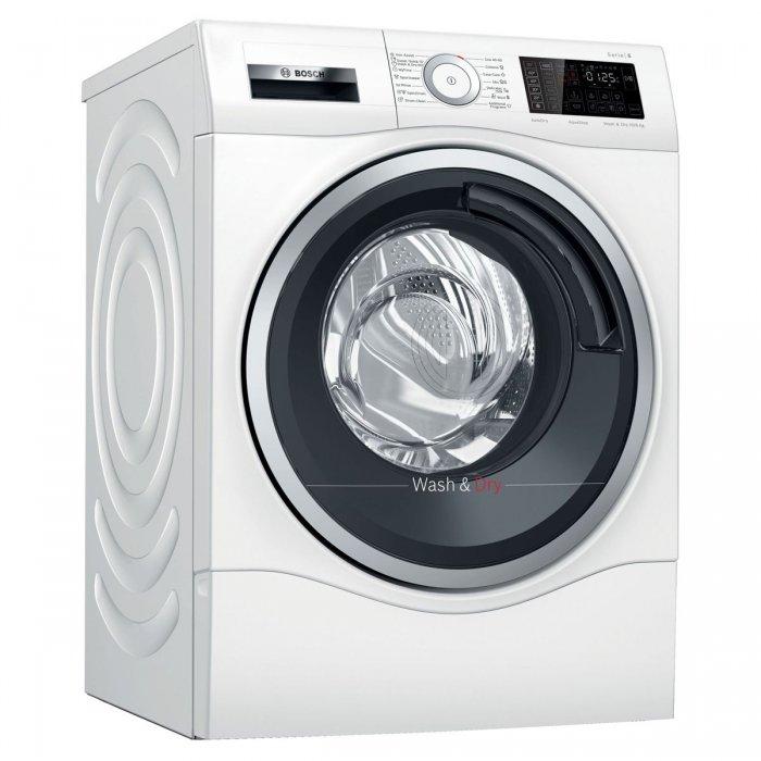 Пералня със сушилня Bosch WDU8H541EU Серия 6, 1400 обр/мин, 10/6 кг