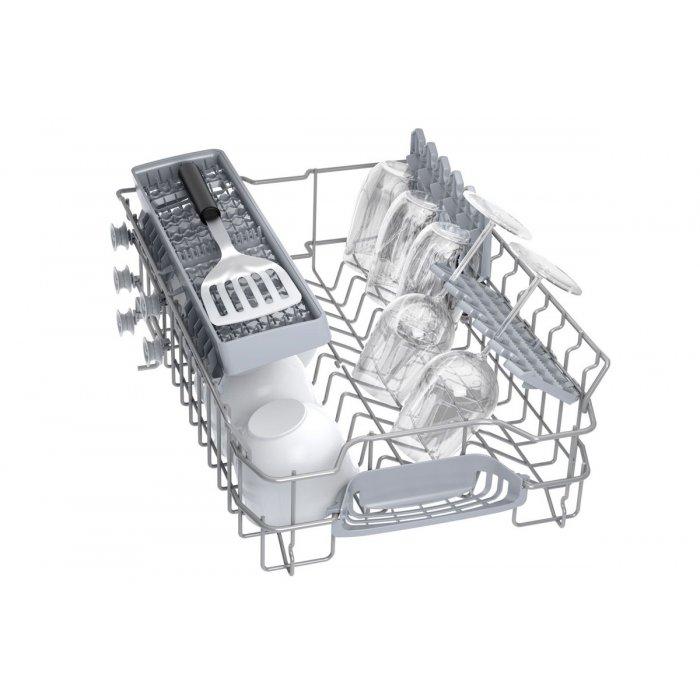 Свободностояща съдомиялна Bosch SPS2HKW59E Серия 2, 45 см, 9 комплекта, Клас А+ с подарък Finish Quantum
