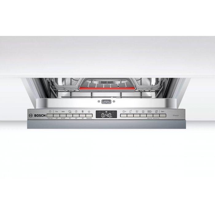 Съдомиялна за пълно вграждане Bosch SPV4XMX20E Серия 6, 45 см, 10 комплекта