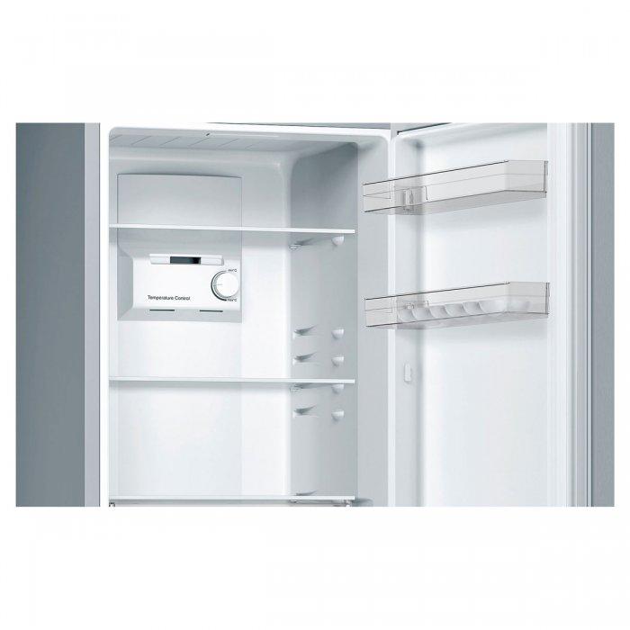 Комбиниран хладилник с фризер Bosch KGN33NLEB NoFrost Серия 2, 176 см, Клас А++