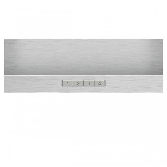 Стенен аспиратор Bosch DWP66BC50 Серия 2, 597 м3/ч