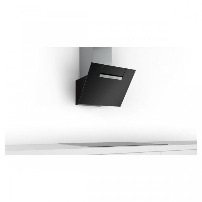 Стенен аспиратор Bosch DWK67EM60 Серия 2, 669 м3/ч