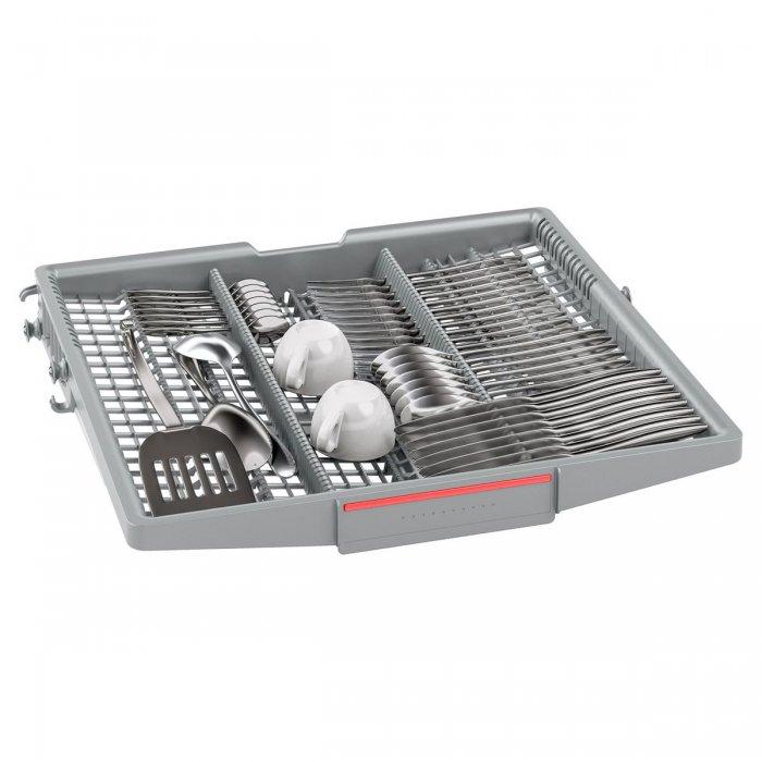 Съдомиялна за вграждане Bosch SMI4HVS33E Серия 4, 60 см, 13 комплекта, Клас А++ с подарък Finish Quantum