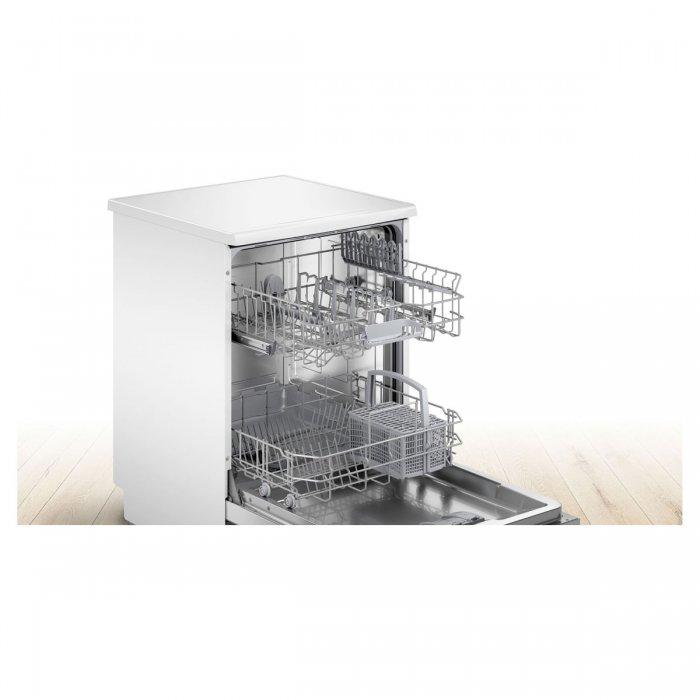 Свободностояща съдомиялна Bosch SMS2ITW04E Серия 2, 60 см, 12 комплекта