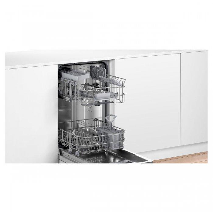 Съдомиялна за пълно вграждане Bosch SPV2IKX10E Серия 2, 45 см, 9 комплекта