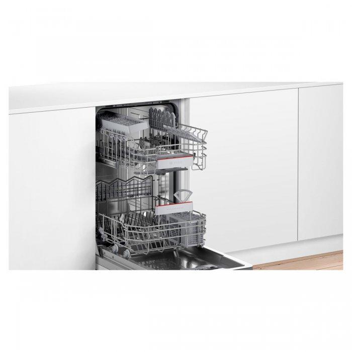 Съдомиялна за пълно вграждане Bosch SPV4EKX20E Серия 4, 45 см, 9 комплекта