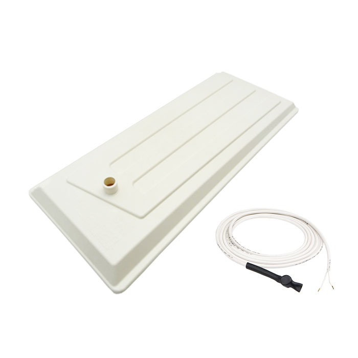 Комплект PVC кондензна вана + нагревател