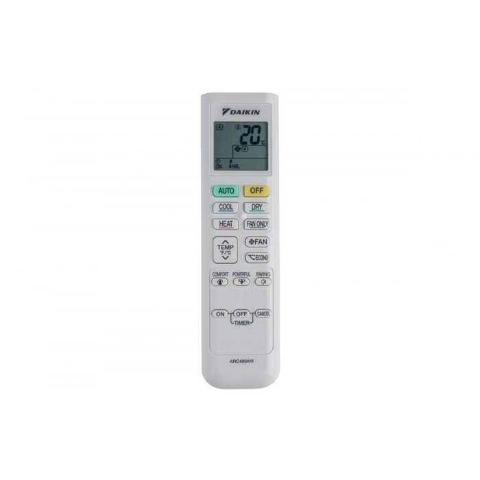 Инверторен климатик Daikin FTXP25L(M9)/RXP25L(M) Comfora, 9000 BTU, Клас A++