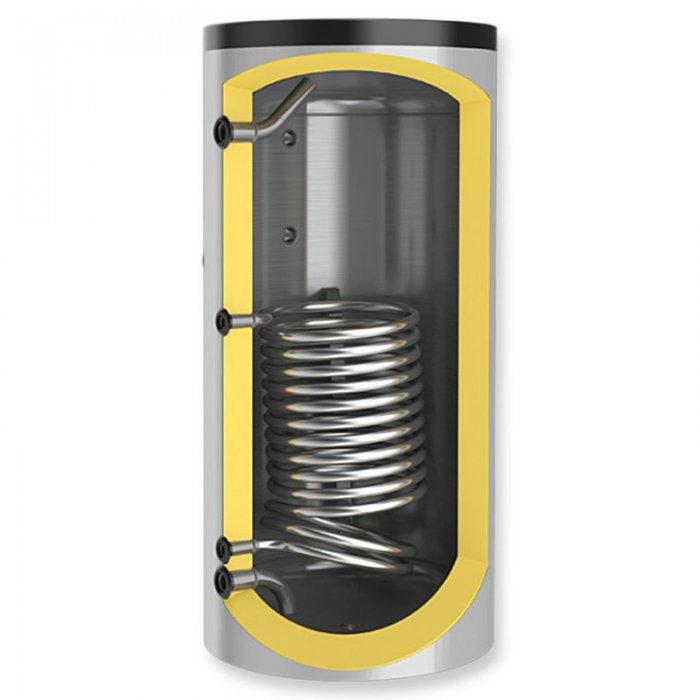 Буферен съд Eldom BCS 500K80 за отоплителни инсталации със серпентина