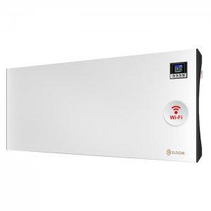 Конвектор Eldom Galant RH01W30W-W WiFi, 3000W, Електронен програмируем термостат