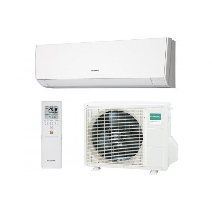 Инверторен климатик Fujitsu General ASHG12LMCA/AOHG12LMCA, 12000 BTU, Клас A++