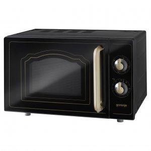 Микровълнова печка Gorenje MO4250CLB Classico, 20 л, 700 w