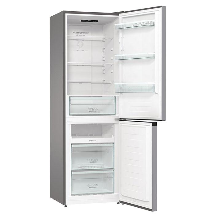 Комбиниран хладилник с фризер Gorenje NRK6191PS4 NoFrost Plus, 185 см