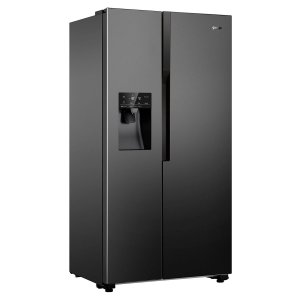 Хладилник Side by Side Gorenje NRS9182VB Total NoFrost с диспенсър за вода, 179 см