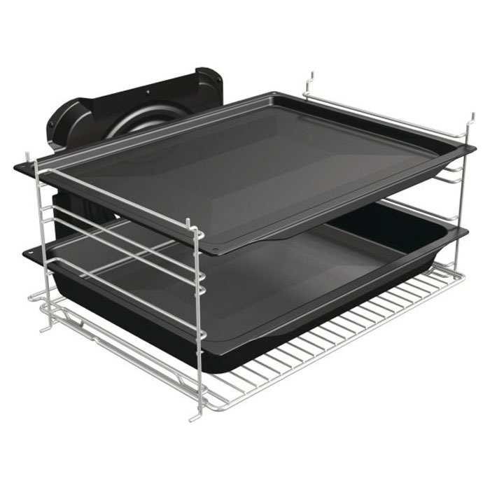 Фурна за вграждане Gorenje BO74SYB Simplicity Collection 2.1, 71 л, Клас A+