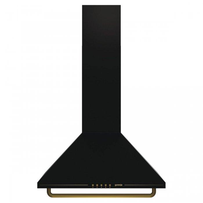 Стенен абсорбатор Gorenje WHC63CLB, 650 м3/ч
