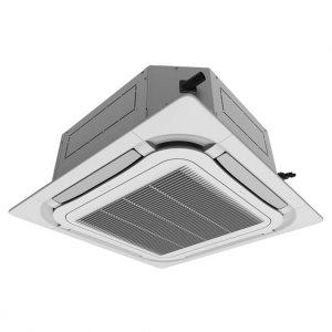 Касетъчен климатик Gree GUD35T-AT/GUD35WNhA-T, 12 000 BTU, Клас A++