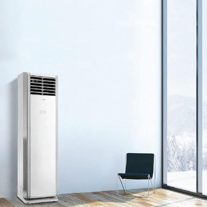 Колонен климатик Gree GVH48AL-M6DNC7A WiFi T-FRESH, 48000 BTU, Клас A++