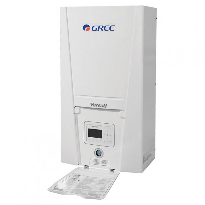 Термопомпа Gree Versati II GRS-CQ16Pd/NaE-K, 16 kW, отопление, охлаждане и БГВ