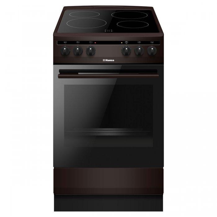 Електрическа готварска печка Hansa FCCB58088, 50 см