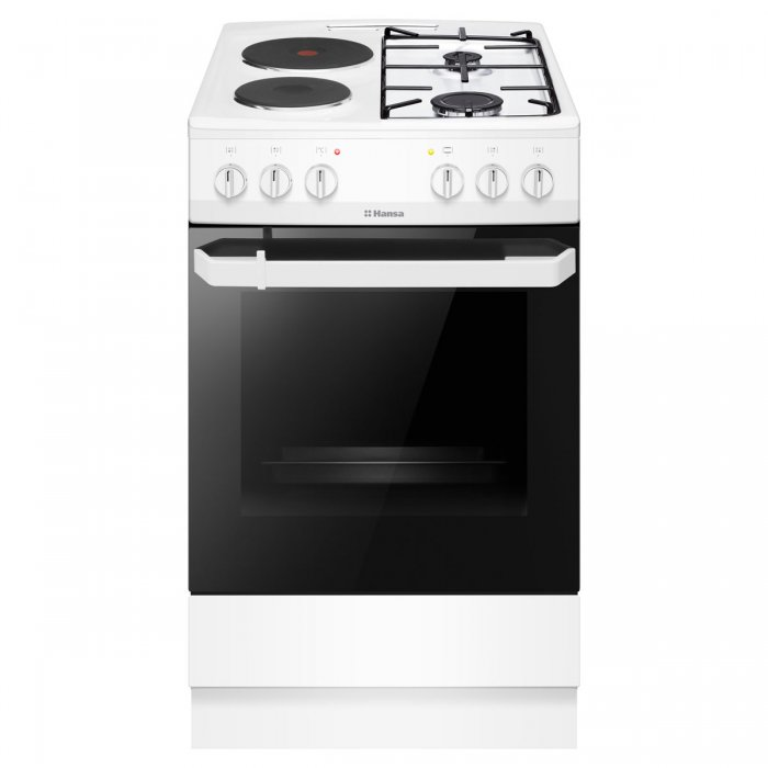 Комбинирана готварска печка Hansa FCMW58049