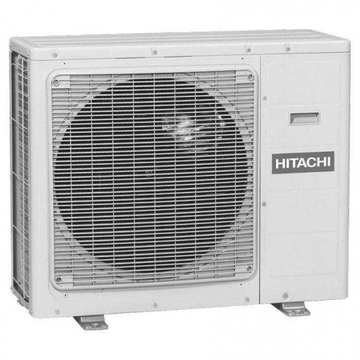 Подов климатик Hitachi RAF25RXE/RAC25FXE SHIROKUMA, 9000 BTU, Клас A+++