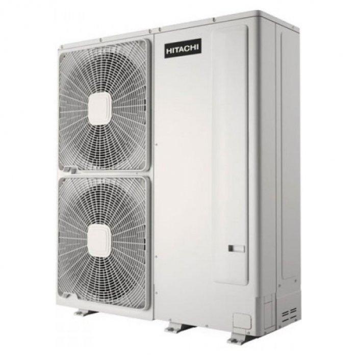 Термопомпа Hitachi Yutaki S RWM-6.0NE/RAS-6WHVNPE, 16 kW, отопление, охлаждане и БГВ