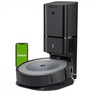 Прахосмукачка робот iRobot Roomba i3+ (3558)