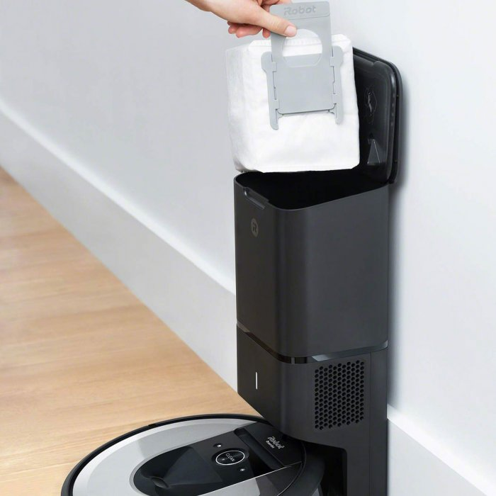 Прахосмукачка робот iRobot Roomba i7+ (7556)