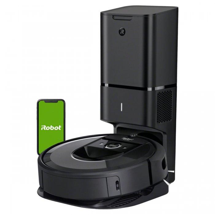 Прахосмукачка робот iRobot Roomba i7+ (7558)