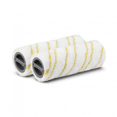 Една двойка микрофазерни ролки, жълто