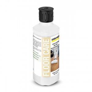 Подопочистващ препарат дървени подове с масло/вакса, 0.500l