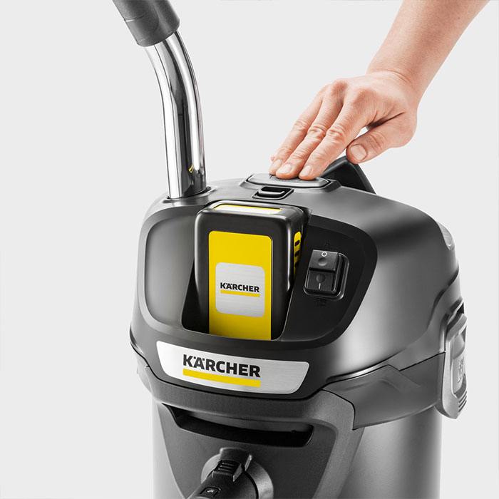Прахосмукачка за пепел Karcher AD 2 Battery Set