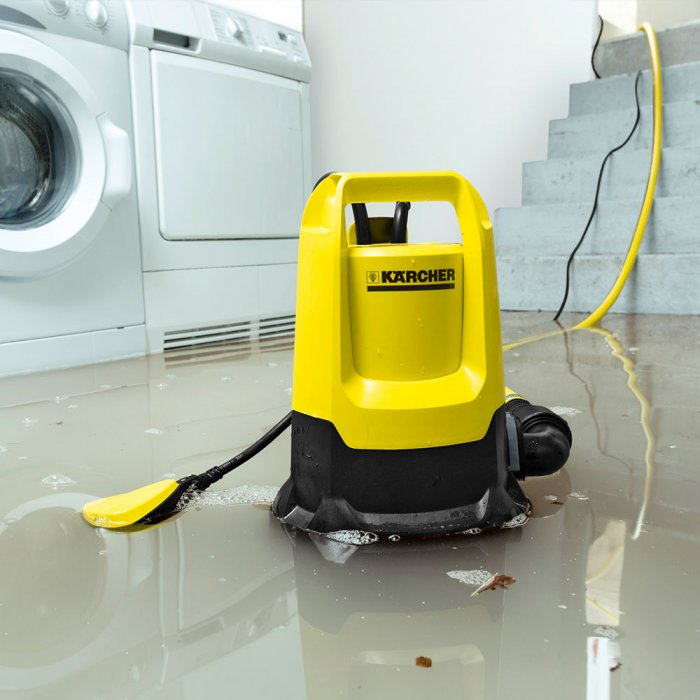 Потопяема помпа за мръсна вода Karcher SP 5 Dirt