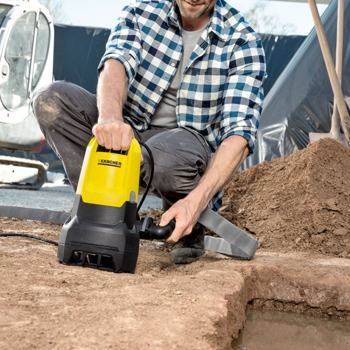 Потопяема помпа за мръсна вода Karcher SP 7 Dirt