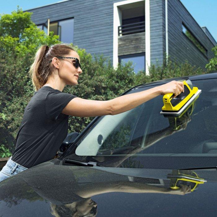 Комплект за почистване на прозорци Karcher WV 6 Plus + KV 4