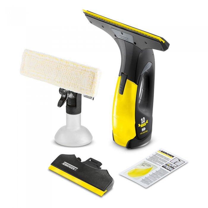 Уред за почистване на прозорци Karcher WV 2 Black Edition
