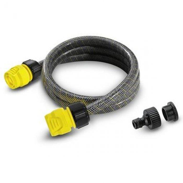 Комплект свързвания за количка за маркуч