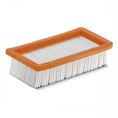 Плосък нагънат филтър AD (за прахосмукачки за пепел и сухо почистване)