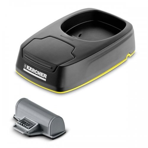 Зарядно устройство и сменяема акумулаторна батерия за WV 5