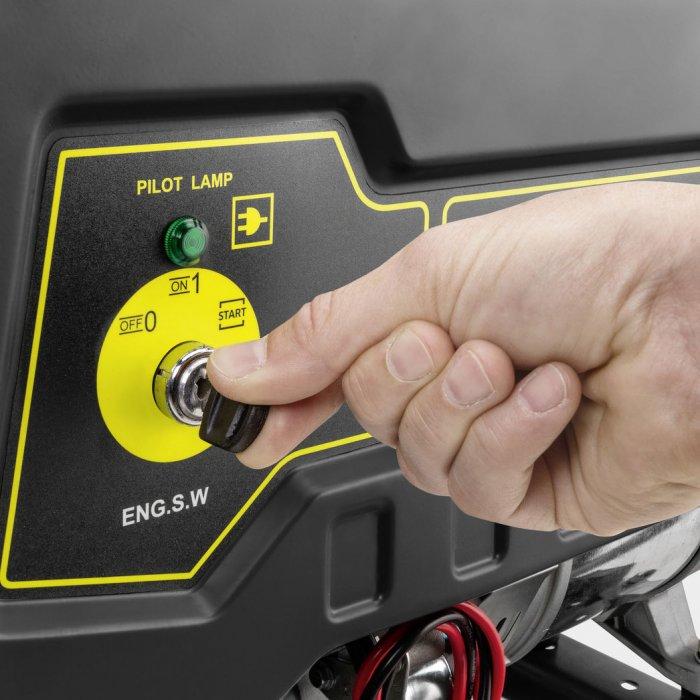 Бензинов генератор за ток Karcher PGG 6/1